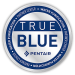 PENTAIR True Blue dealer seal