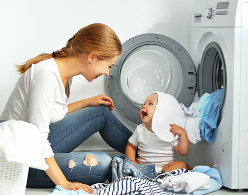 Softer laundry illustrates one of the benefits of using an Austin water softener.