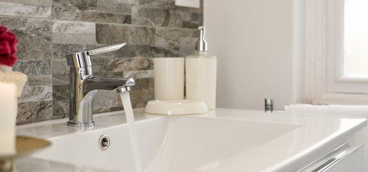 Clean home faucet