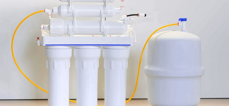 Filters using reverse osmosis in Austin